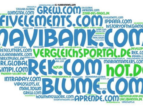 Domainhandel Top20 Domain Sales Report 2019 KW09