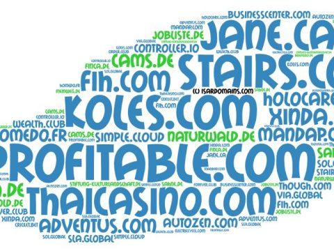 Domainhandel Top20 Domain Sales Report 2020 KW06