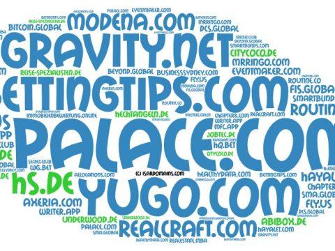 Domainhandel Top20 Domain Sales Report 2020 KW08