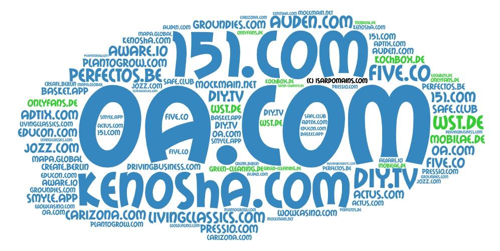 Domainhandel Top20 Domain Sales Report 2020 KW11