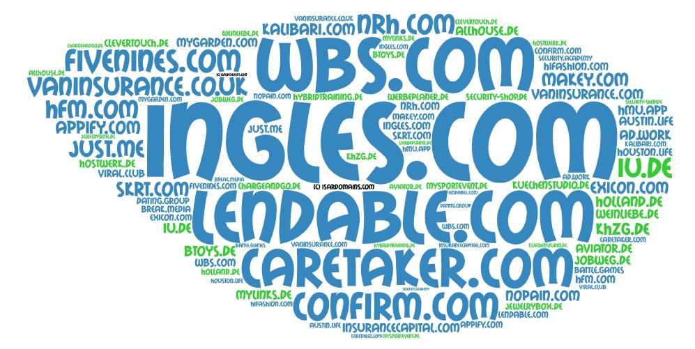 Domainhandel Top20 Domain Sales Report 2020 KW40/KW41