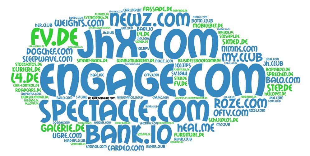 Domainhandel Top20 Domain Sales Report 2020 KW50/KW51